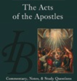 Ignatius Press The Acts of the Apostles: Ignatius Catholic Study Bible, by Scott Hahn and Curtis Mitch (paperback)