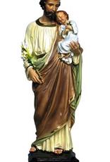 "Santa Teresita 16"" St. Joseph Statue"