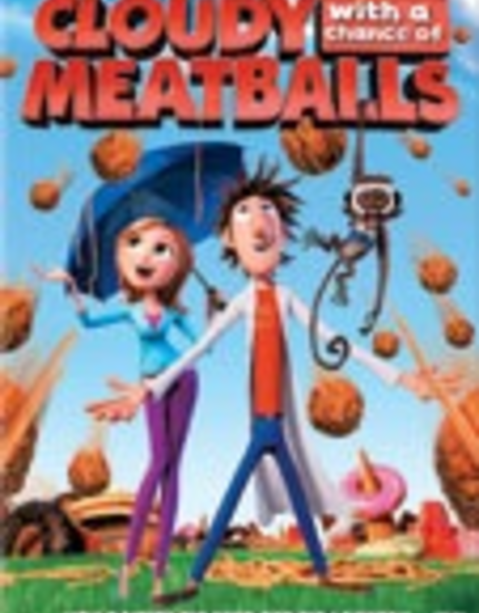 Ignatius Press Cloudy With A Chance of Meatballs (DVD)
