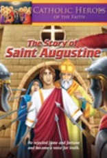 Ignatius Press The Story of Saint Augustine (DVD)