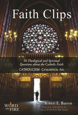 Catholic Word Publisher Group Faith Clips, by Fr. Robert Barron (DVD)