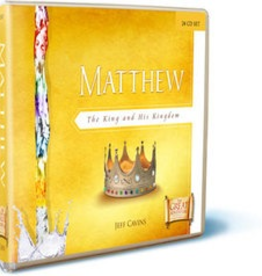 Ascension Press Matthew: The King and His Kingdom, by Jeff Cavins and Sarah Christmyer (CD)