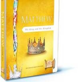 Ascension Press Matthew: The King and His Kingdom Study Set, by Jeff Cavins and Sarah Christmyer