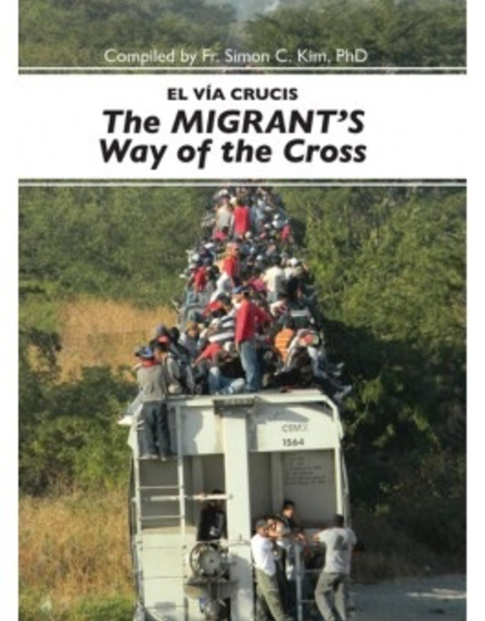 Liguori Press El vÌ_a Crucis: The Migrant's Way of the Cross, by Fr. Simon C. Kim (paperback)