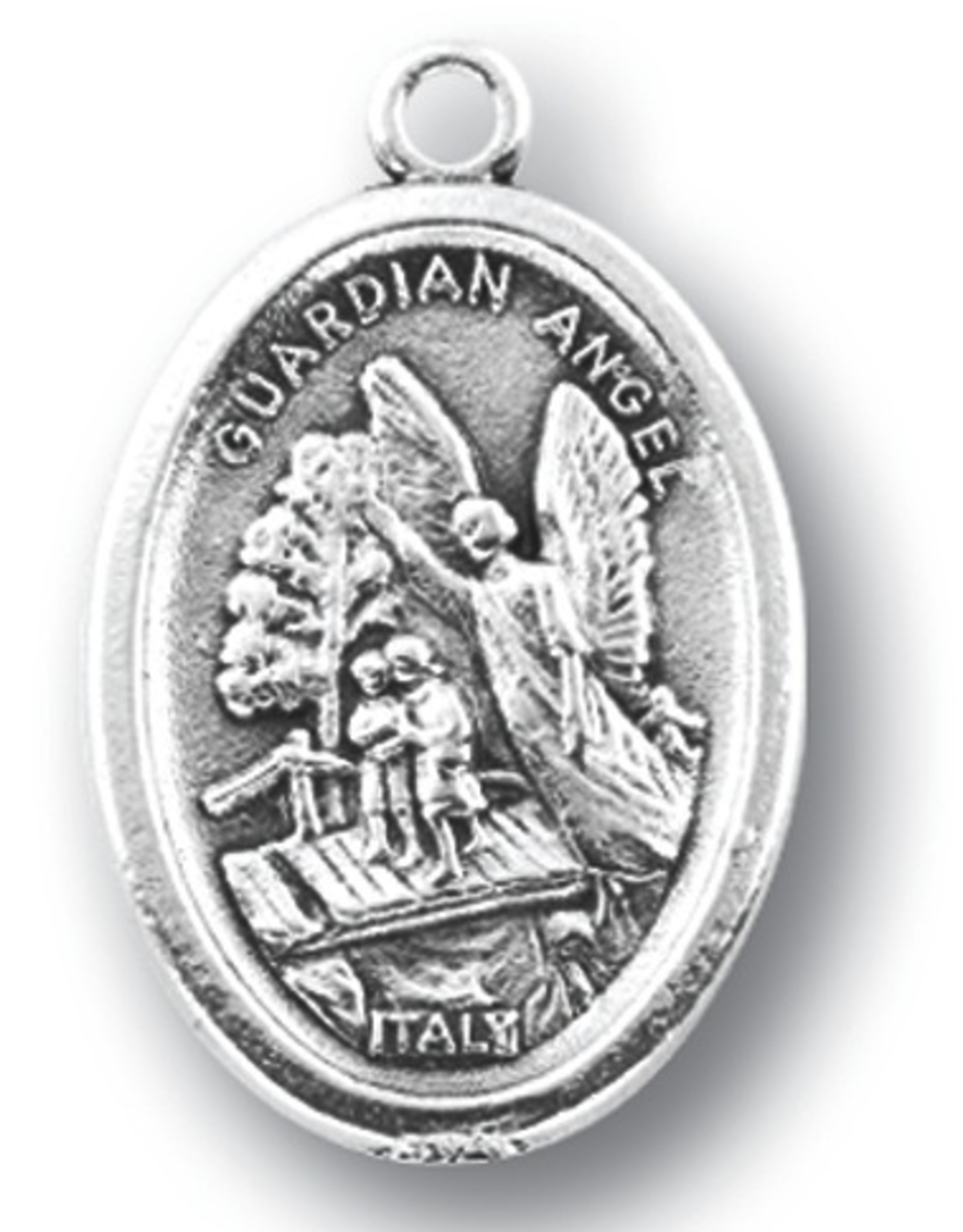 WJ Hirten Guardian Angel Medal