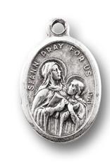 WJ Hirten St. Anne Medal