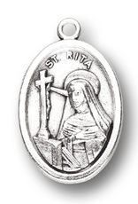 WJ Hirten St. Rita Medal