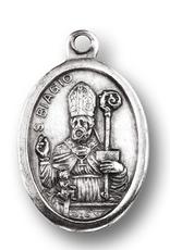 WJ Hirten St. Blaise Medal