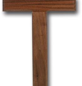 """WJ Hirten Walnut Cross 12"""""""