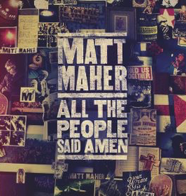 OCP All the People Said Amen, by Matt Maher (CD)