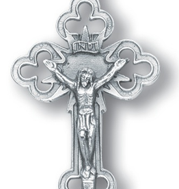 "WJ Hirten 1.5"" Palm Crucifix"