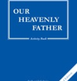 Ignatius Press Our Heavenly Father, Grade 1 3rd Edition Activity Book (paperback)