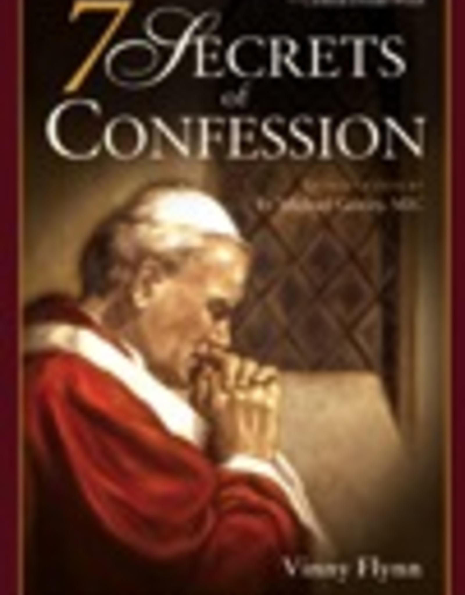 Ignatius Press 7 Secrets of Confession, by Vinny Flynn (paperback)