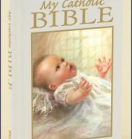 Catholic Book Publishing My Catholic Bible (Baptismal), by Victor Hoagland (padded hardcover)
