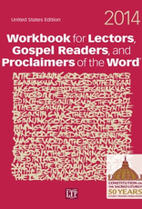 Liturgical Training Press Workbook for Lectors, Gospel Readers and Proclaimers of the Word 2014 (USA)