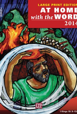 Liturgical Training Press At Home with the Word, 2014 Large Print Edition