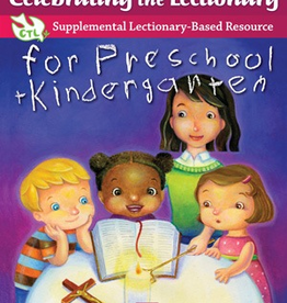 Liturgical Training Press Celebrating the Lectionary for Preschool and Kindergarten 2013 - 2014: Supplemental Lectionary-Based Resource, by Rosanne Masters Thomas
