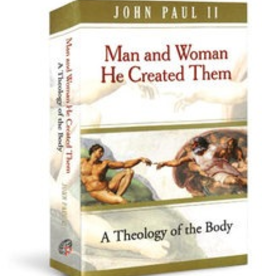 Ascension Press Man and Woman He Created Them: A Theology of the Body, by Pope John Paul II (paperback)