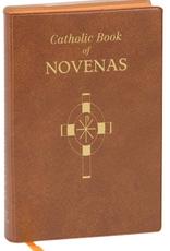 Catholic Book Publishing Catholic Book of Novenas, by Lawrence Lovasik (vinyl)