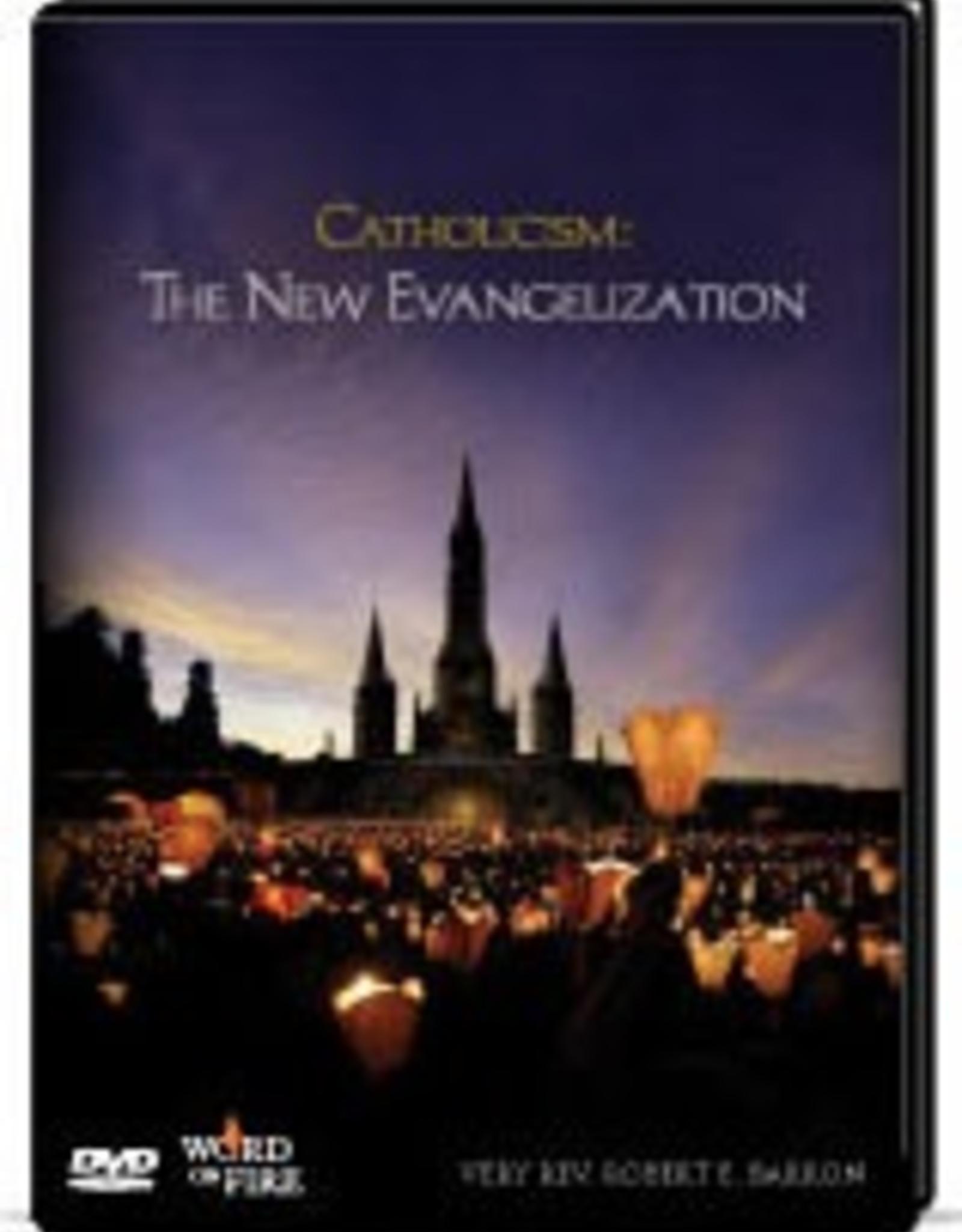 Catholic Word Publisher Group Catholicism:  The New Evangilization DVD Set (4 DVDs)