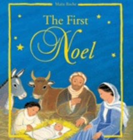 Pauline The FIrst Noel, by Maite Roche (padded hardcover)