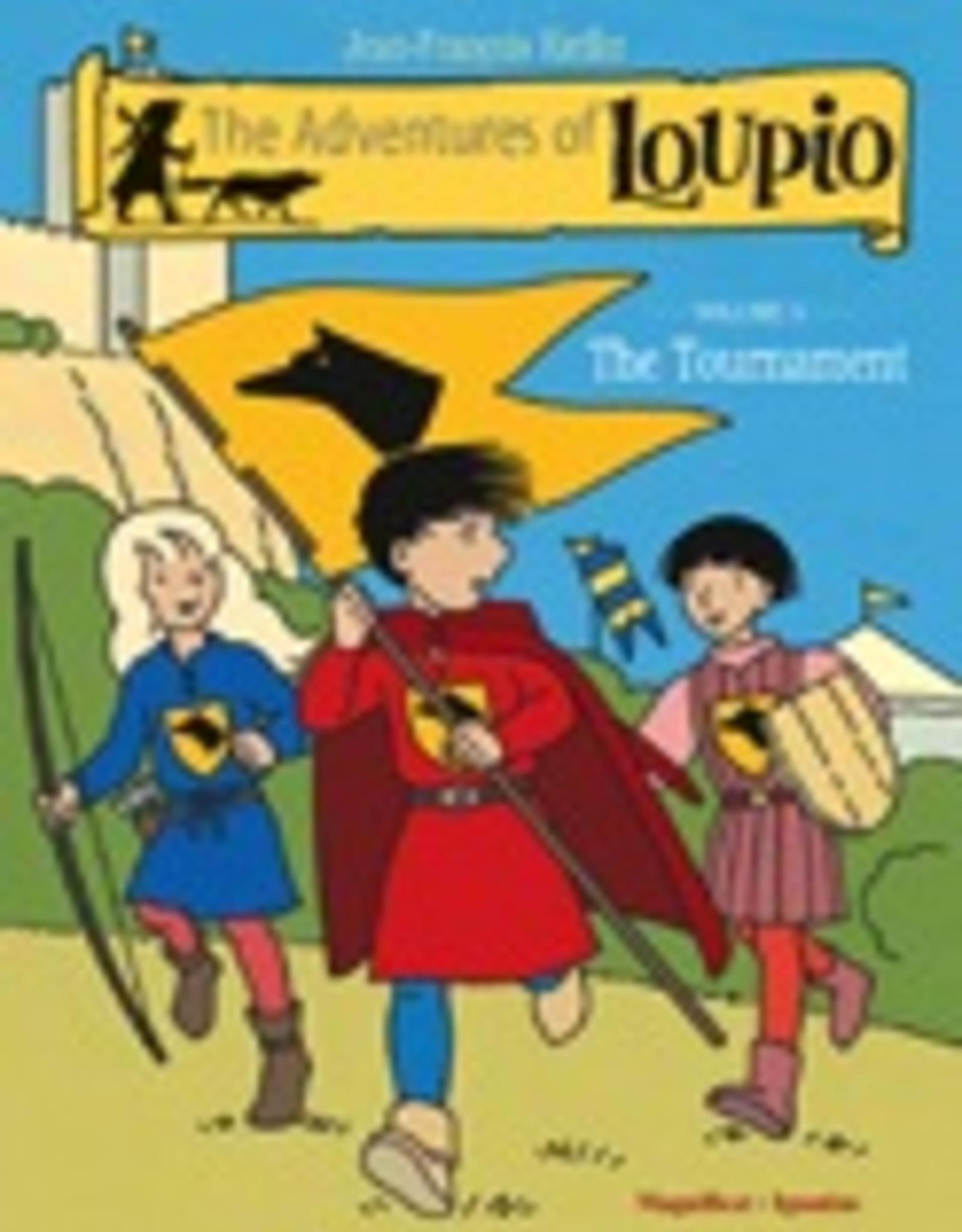 Ignatius Press The Adventures of Loupio, Vol3, Magnificat Press