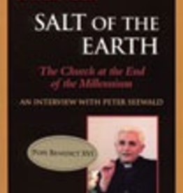 Ignatius Press Salt of the Earth (audio book)(CD)