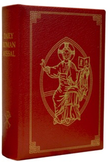 Midwest Theological Forum Daily Roman Missal, 7th Ed., Larage Print, Bonded Leather (with Eucharistic Prayers and Devotions)