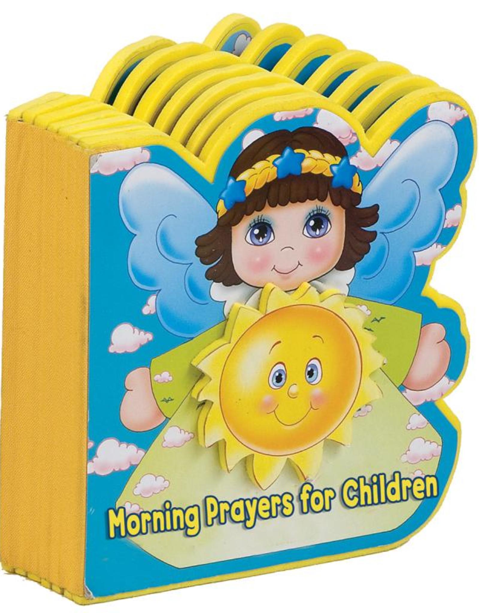 Catholic Book Publishing Morning Prayers for Children (boardbook)