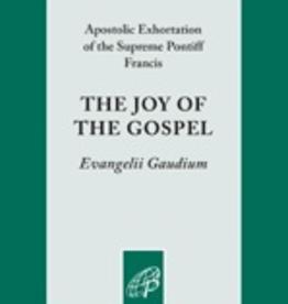 Pauline The Joy of the Gospel (Evangelii Gaudium), Pope Francis (paperback)