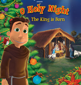Brother Francis Brother Francis:  O Holy Night The King Is Born (DVD)
