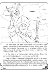 Brother Francis Coloring Storybook:  Pope Saint John Paul II