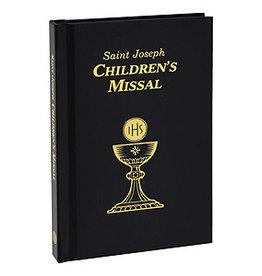 Saint Joseph's Children's Missal (Boys)(hardcover)