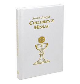 Saint Joseph Children's Missal (Girls)(hardcover)
