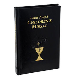 Saint Joseph Children's Missal (Boys)(Padded Leather)