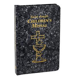 Saint Joseph Children's Missal (Padded Mother of Pearl)