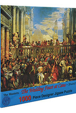 The Wedding Feast at Cana Puzzle (Master; 1000 pieces)
