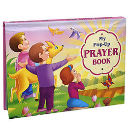 My Pop-Up Prayer Book (padded hardcover)