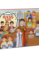 My Mass Pop-Up Book (padded hardcover)