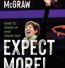 Ave Maria Press Expect More:  A Guide for Women on Reaching Their Potential, by Muffet McGraw (hardcover)