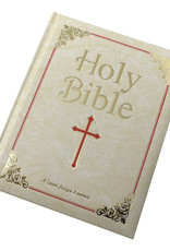 Catholic Book Publishing New Catholic Bible Family Edition (leather)