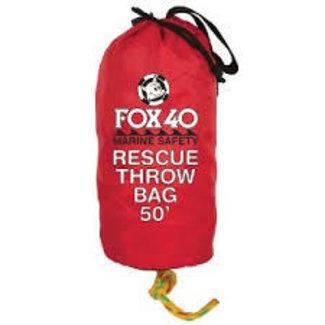 Fox 40 Throw Line 50' / Bag Fox 40