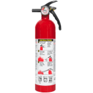 Fire Extinguisher Fire Extinguisher 5 BC W/Gauge Dry Chemical