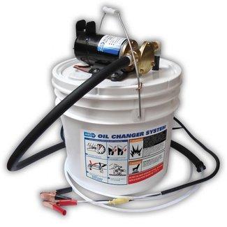 ITT - Xylem Oil Changer Pump