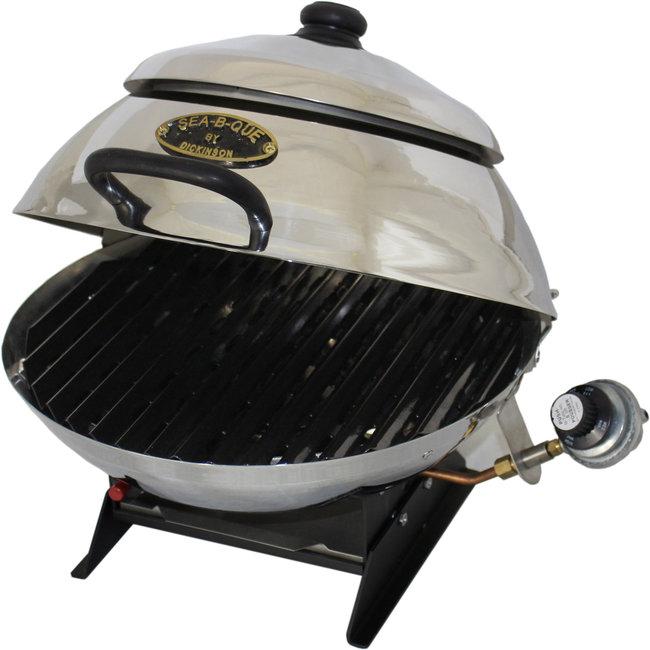 "Dickinson BBQ Sbq Round 7000 Btu 162 Sq""Cooking Space"