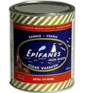 Epifanes Canada Gloss Varnish 500 mL Clear