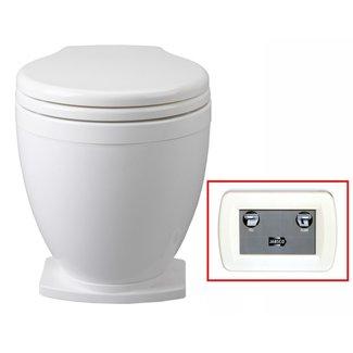 ITT - Xylem Lite Flush Electric Head with Control Panel