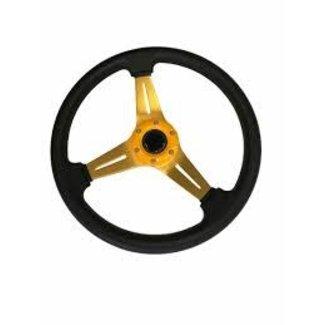 Victory Steering Wheel Gold