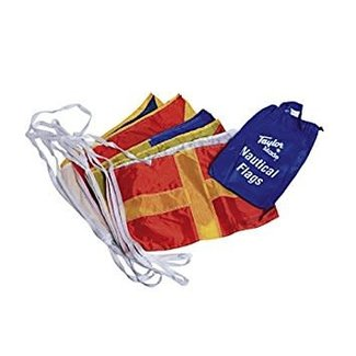 Taylor Decorative Code Flags