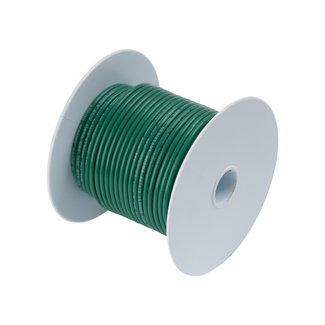 Ancor Tinned Copper Wire 12 AWG Green